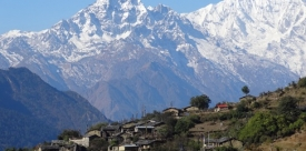 Manaslu & Tsum Valley Circuit