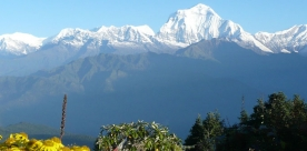 Annapurna Sanctuary Base Camp