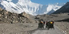 Across Himalayas : Kathmandu to Lhasa tour