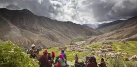 Upper Dolpo Shey Gompa