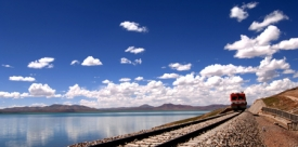 World's Highest Train Journey