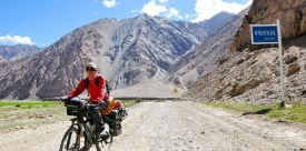 Mountain Bike Lhasa to Kathmandu