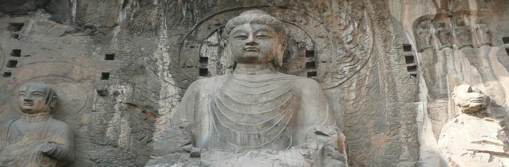 Longmen Grottoes Buddha