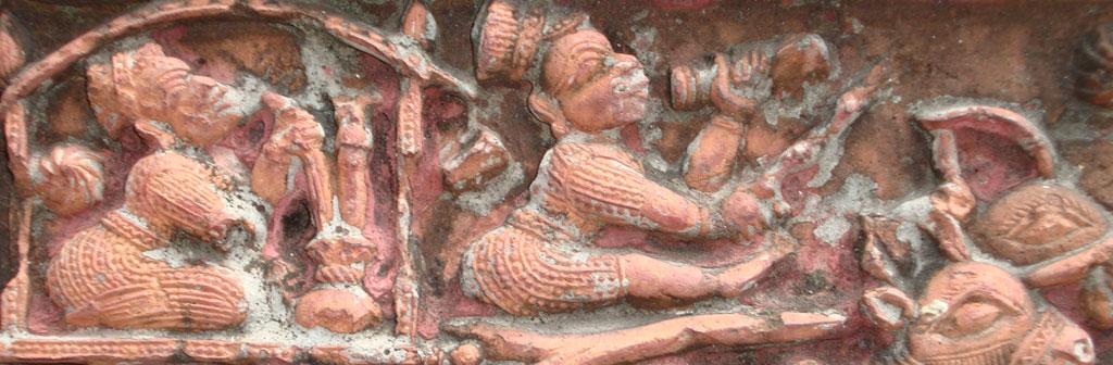 Terracotta images