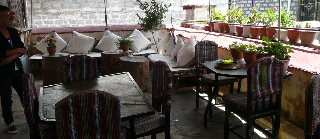 Boutique hotel in Lhasa