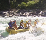 river rafting in nepal, from easy to challenging, all grades are available,